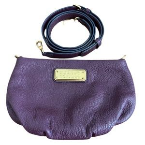 Marc by Marc Jacobs | Percy Q Leather Crossbody